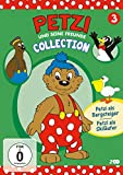Collection 3: Petzi als Bergsteiger/Petzi als Skiläufer (2 DVDs)