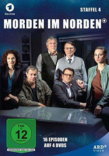 Morden im Norden Staffel 4 (4 DVDs)