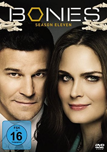 Bones Season 11 (6 DVDs)