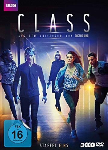 Class Staffel 1 (3 DVDs)