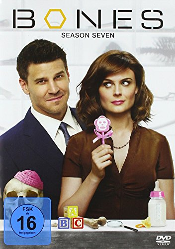 Bones Season  7 (4 DVDs)