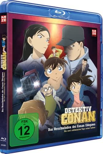 Detektiv Conan Das Verschwinden des Conan Edogawa/Die zwei schlimmsten Tage seines Lebens [Blu-ray]
