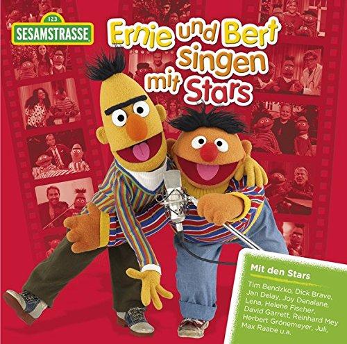 Sesamstraße präsentiert: Ernie und Bert singen mit Stars
