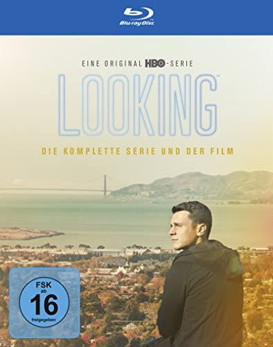 Looking Die komplette Serie + Film [Blu-ray]