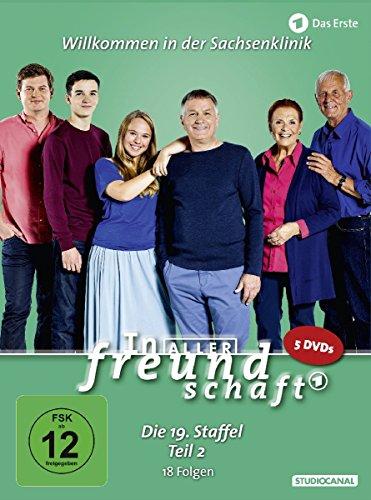 In aller Freundschaft Staffel 19, Teil 2 (5 DVDs)