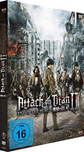 Attack on Titan Film 2: End of the World
