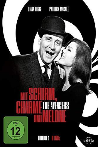 Mit Schirm, Charme und Melone Edition 1 (8 DVDs)