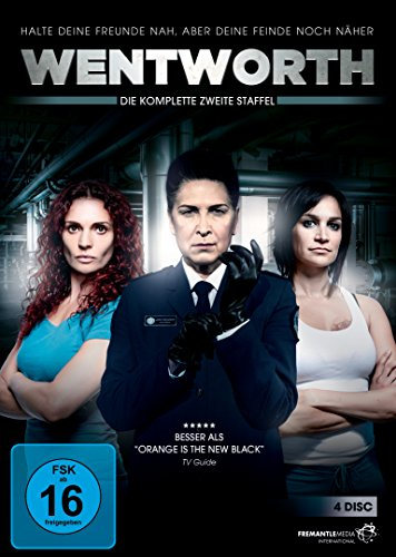 Wentworth Staffel 2 (3 DVDs)