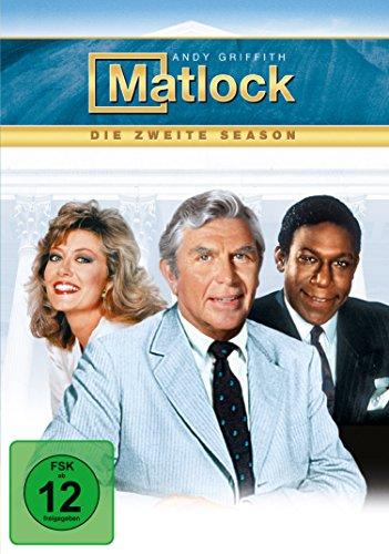 Matlock Season 2 (6 DVDs)