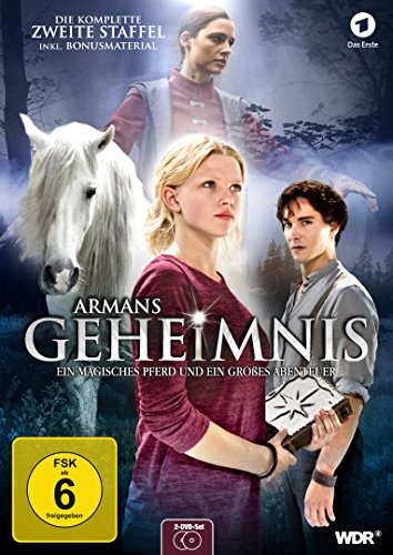 Armans Geheimnis Staffel 1+2 - Die Collection