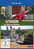 Wunderschön! - Das Baltikum: Litauen mit Kurischer Nehrung [Blu-ray]