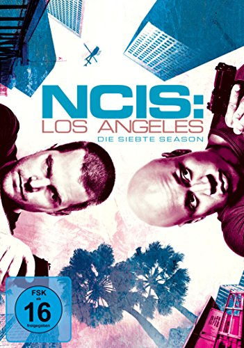 NCIS Los Angeles Season 7 (6 DVDs)