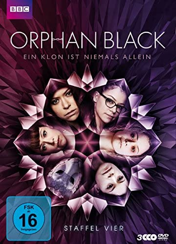 Orphan Black Staffel 4 (3 DVDs)