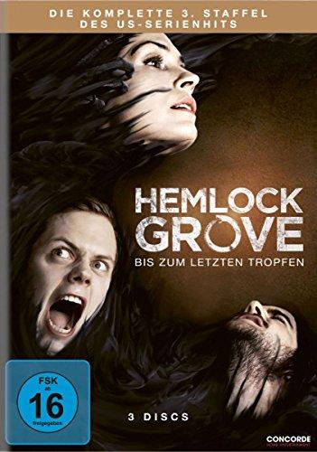 Hemlock Grove Bis zum letzten Tropfen: Staffel 3 (3 DVDs)