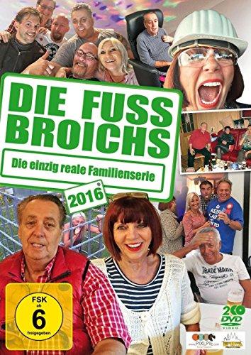 Die Fussbroichs 2017 - Die einzig reale Familienserie (2 DVDs)