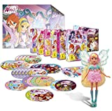 Winx Club - Feen Special (Limited Edition inkl. Puppe) (exklusiv bei Amazon.de) (31 DVDs)