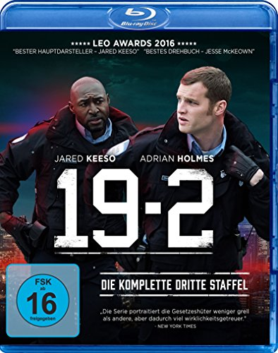 19-2 Staffel 3 [Blu-ray]