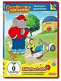 Benjamin Blümchen - Mutmachgeschichten (Bilderbuch-DVD)