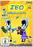 das Zebra - Vol. 1: Willkommen bei Zeo (mit Kühlschrankmagnet)