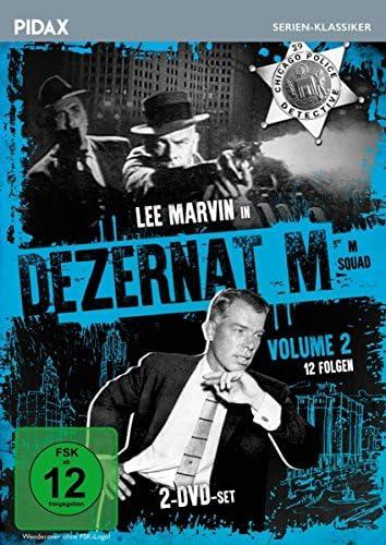 Dezernat M, Vol. 2 (2 DVDs)