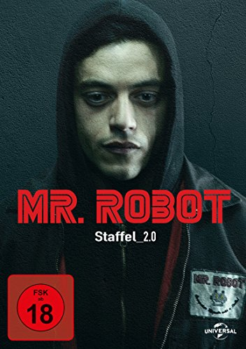 Mr. Robot Staffel 2 (4 DVDs)