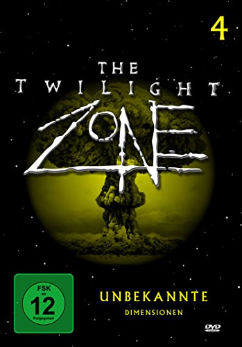 The Twilight Zone - Unbekannte Dimensionen: Teil 4 (4 DVDs)