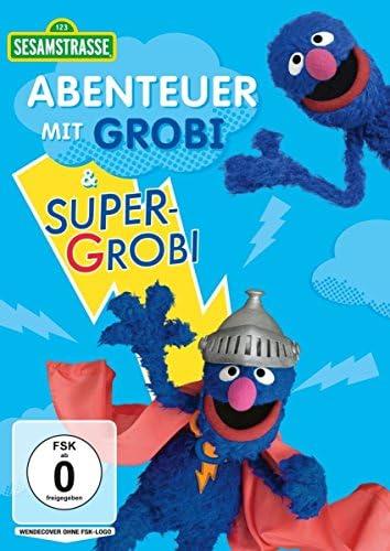 Sesamstraße Abenteuer mit Grobi & Supergrobi