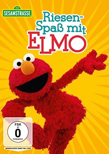 Sesamstraße Spaß mit Elmo