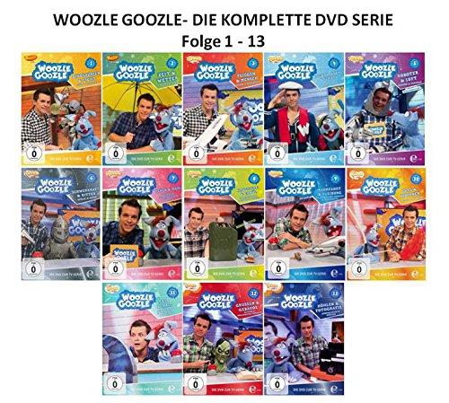 Woozle Goozle Die komplette DVD-Serie (Folge 1-13)