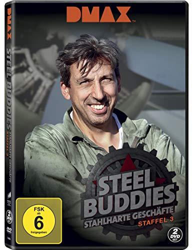 Steel Buddies - Stahlharte Geschäfte: Staffel 3 (2 DVDs)
