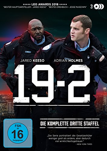 19-2 Staffel 3 (3 DVDs)
