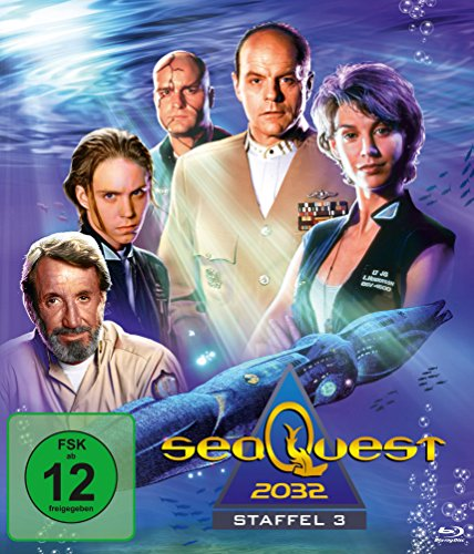SeaQuest DSV Staffel 3 [Blu-ray]