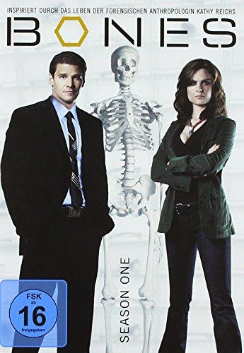 Bones Season  1 (6 DVDs)
