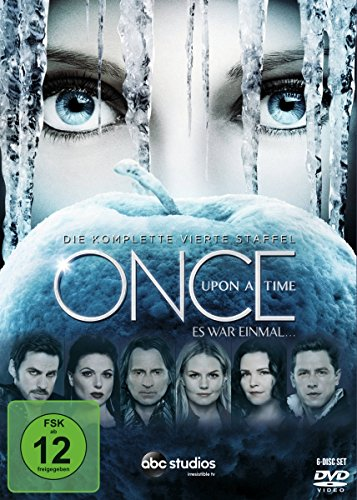 Once Upon a Time - Es war einmal... Staffel 4 (6 DVDs)