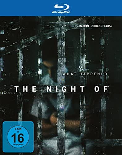 The Night of Blu-ray