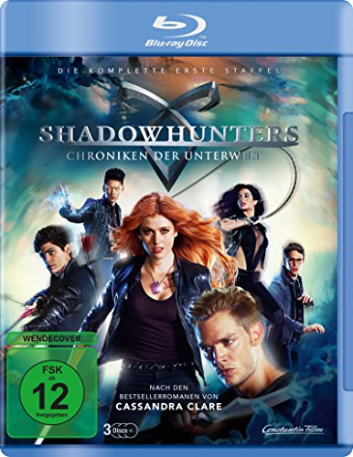 Shadowhunters - Chroniken der Unterwelt Staffel 1 [Blu-ray]