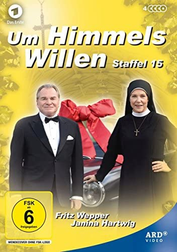 Um Himmels Willen Staffel 15 (4 DVDs)
