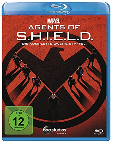 Marvel's Agents of S.H.I.E.L.D. Staffel 2 [Blu-ray]