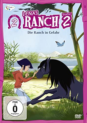 Lenas Ranch Staffel 2, Vol. 2: Die Ranch in Gefahr