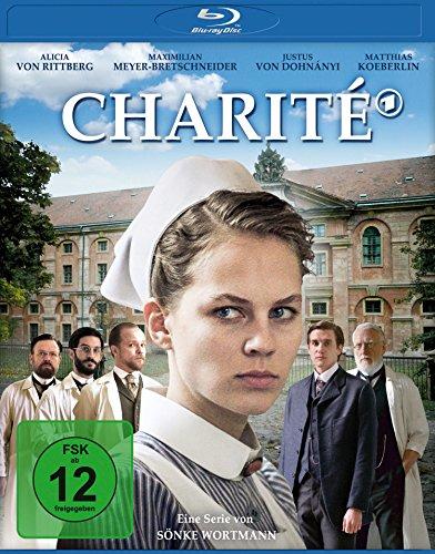 Charité Staffel 1 [Blu-ray]