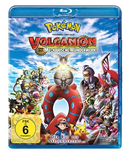 Pokémon - Der Film: Volcanion und das mechanische Wunderwerk [Blu-ray]