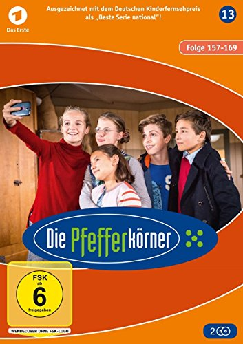 Die Pfefferkörner Staffel 13 (2 DVDs)