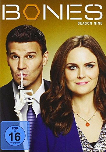Bones Season  9 (6 DVDs)