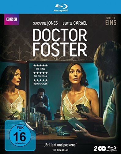 Doctor Foster Staffel 1 [Blu-ray]