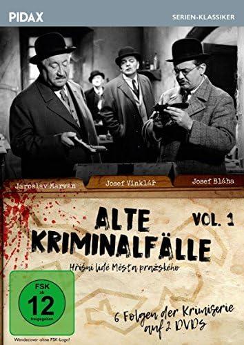 Alte Kriminalfälle, Vol. 1 (2 DVDs)