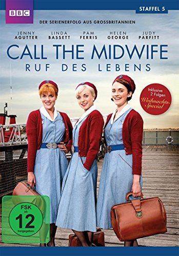 Call the Midwife - Ruf des Lebens Staffel 5 (3 DVDs)