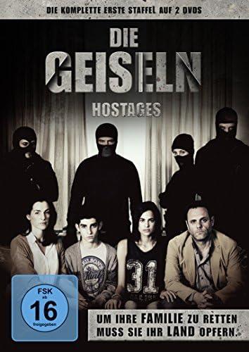 Die Geiseln Staffel 1 (2 DVDs)