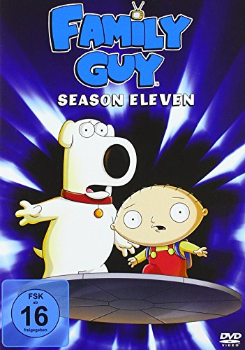 Family Guy Season 11 (3 DVDs)