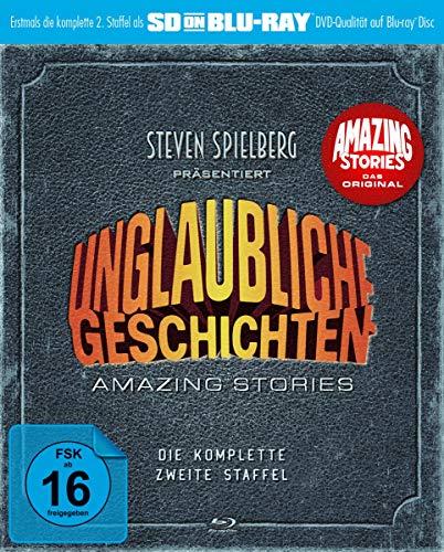 Unglaubliche Geschichten - Amazing Stories Staffel 2 [SD on Blu-ray]