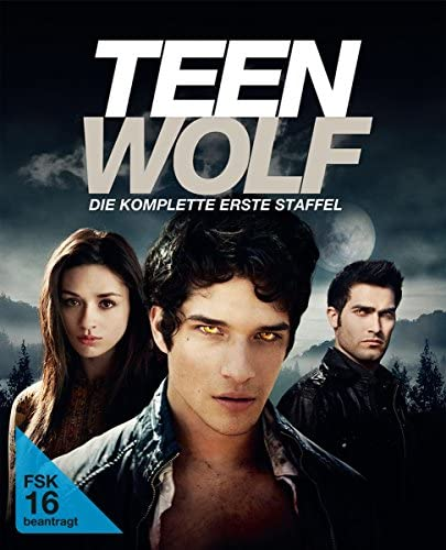 Teen Wolf Staffel 1 [Blu-ray]
